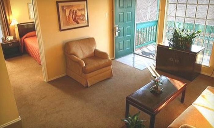 Habitat Suites - Highland: $65 for a One-Bedroom Suite at Habitat Suites in Austin