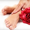 Up to 53% Off Spa Mani-Pedi with Nail Artwork