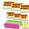 Garage Sale Kit with Signs and Labels