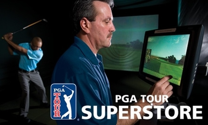 PGA TOUR Superstore - Moorings: $39 for Three 45-Minute Golf Lessons from the PGA TOUR Superstore