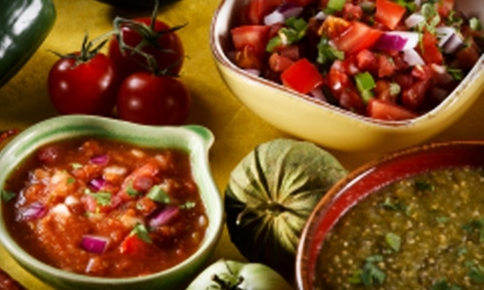 Pancho's - Clifton Park: $10 for $20 Worth of Mexican Dinner Fare and Drinks at Pancho's
