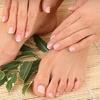 Half Off Manicure and Spa Pedicure at Adorn Salon