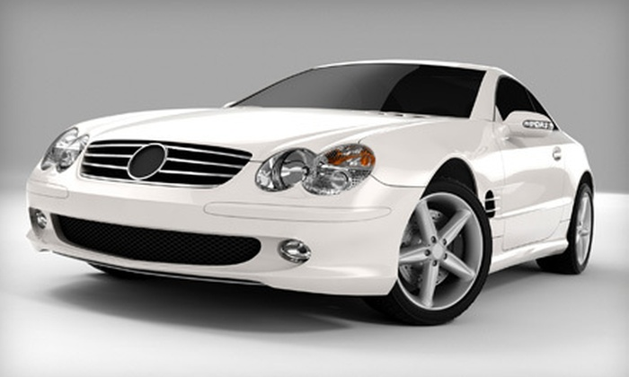 H2O Auto Spa - Airline/Jefferson: $30 for Three Radiance Car Washes and $50 Worth of Detailing Services at H2O Auto Services ($95 Value)