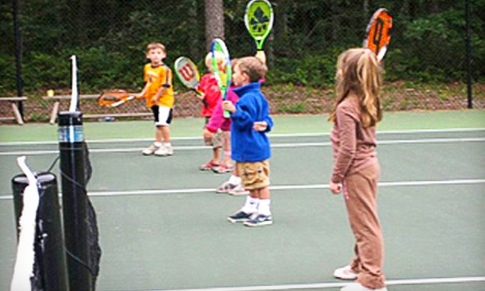 Smoky Mountain Tennis Academy - Knoxville: $26 for Four Cardio-Tennis Clinics for Adults or Quickstart Lessons for Kids at Smoky Mountain Tennis Academy ($52 Value)