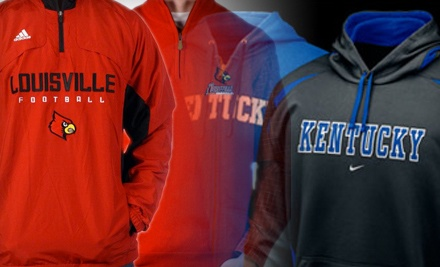 $20 Groupon to Fan Outfitters - Fan Outfitters in Lexington