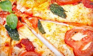 Santa Monica Pizza & Pasta Co.: $26 for Two Groupons, Each Good for $22 Worth of Food at Santa Monica Pizza & Pasta Co. ($44 Value)