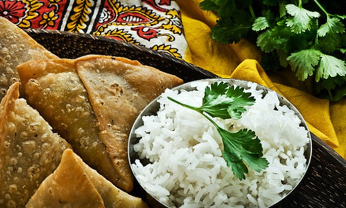 Annapurna - Ventura: $5 for $10 Worth of Indian Deli Fare and Drinks at Annapurna