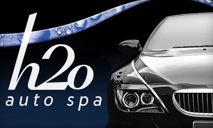 H2O Auto Spa - Airline/Jefferson: $25 for $50 Worth of Auto Detailing, Car Washing & More at H2O Auto Spa