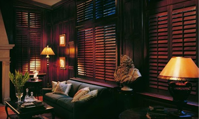 Gotcha Covered - Downtown Dallas: $199 for $500 Worth of Hard Treatment Custom Window Coverings from Gotcha Covered