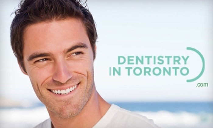 Dr. Janice Goodman and Associates - Rosedale: $49 for Teeth Whitening at DentistryInToronto.com ($300 Value)