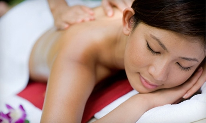 Aeros Therapeutic Massage - Cascade: $20 for One-Hour Massage at Aeros Therapeutic Massage (Up to $50 Value)