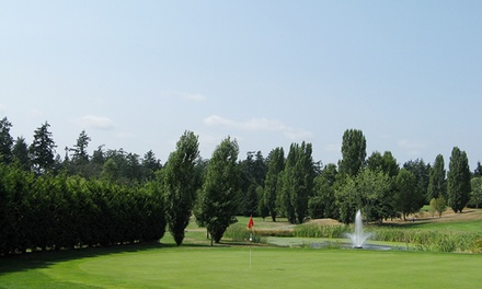 Nine-Hole Round of Golf for Two or Four at Royal Oak Golf Club (Up to 55% Off)