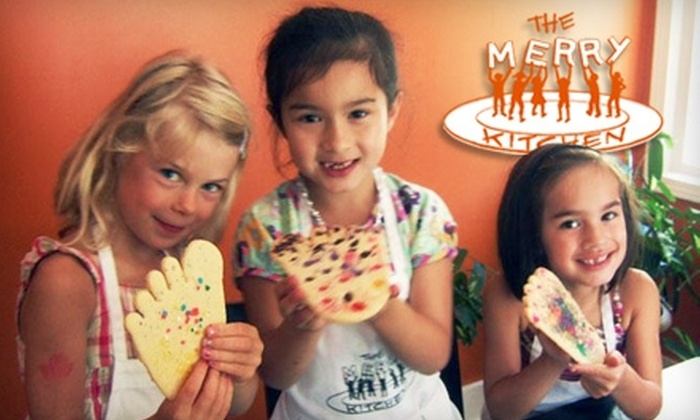 The Merry Kitchen - Cully: $15 for One Children's Cooking Class at The Merry Kitchen ($30 Value)
