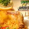Up to 57% Off at Andrés Restaurant