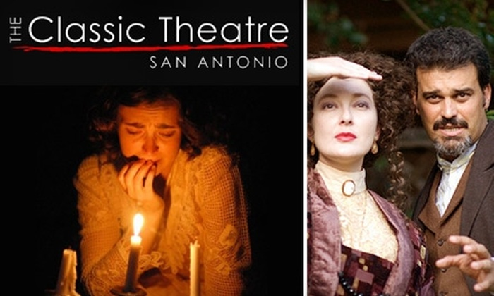 The Classic Theatre - King William: $30 for Four General Admission Tickets to Any Combination of Shows in The Classic Theatre's 2010–11 Season (Up to $80 Value)