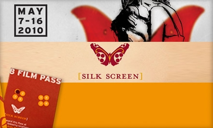 Silk Screen Asian-American Film Festival - Multiple Locations: $25 for an Eight-Film Pass to Silk Screen Asian-American Film Festival ($50 Value)