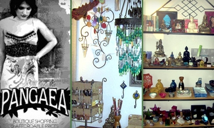 Pangaea Boutique - Bouldin: $25 for $50 Worth of Fair-Trade Artisan Jewelry, Accessories, Clothing, and More at Pangaea