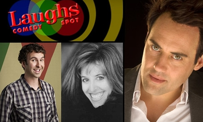 Laughs Comedy Spot - Totem Lake: $7 for One Ticket Plus 10% Off Dinner and Drinks at Laughs Comedy Spot (Up to $20 Value)
