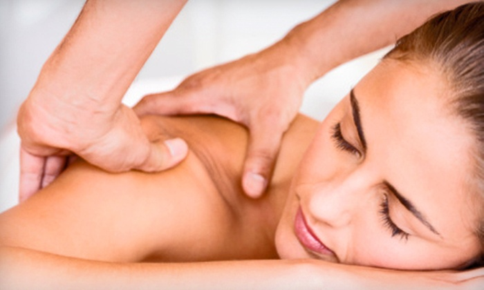 Enchante Day Spa and Salon - Market: Aromatherapy Massage, Haircut, or Spa Mani-Pedi at Enchante Day Spa and Salon in Kirkland
