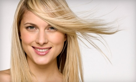$70 Groupon for Salon Services at Pure Elements Salon & Spa - Pure Elements Salon & Spa in Sherwood Park