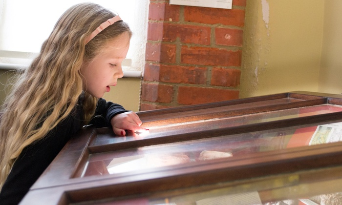 Weems-Botts Museum - Dumfries: One Free Adult Admission with Purchase of One Adult Museum Admission  at Weems-Botts Museum