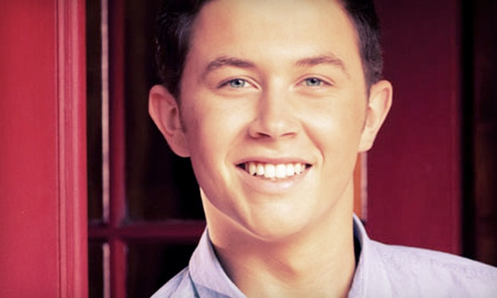 Scotty McCreery - House of Blues Orlando: $20 to See Scotty McCreery at House of Blues Orlando on Friday, May 24 at 8:30 p.m. (Up to $40 Value)