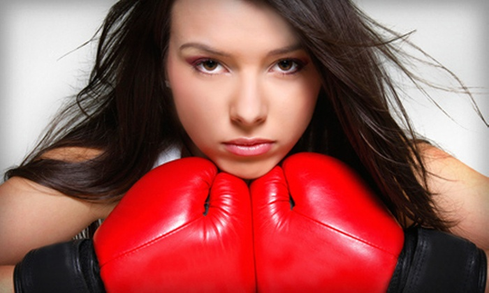 Glove Game Boxing - Downtown Scottsdale: $15 for Five Group Boxing Classes at Glove Game Boxing ($100 Value)