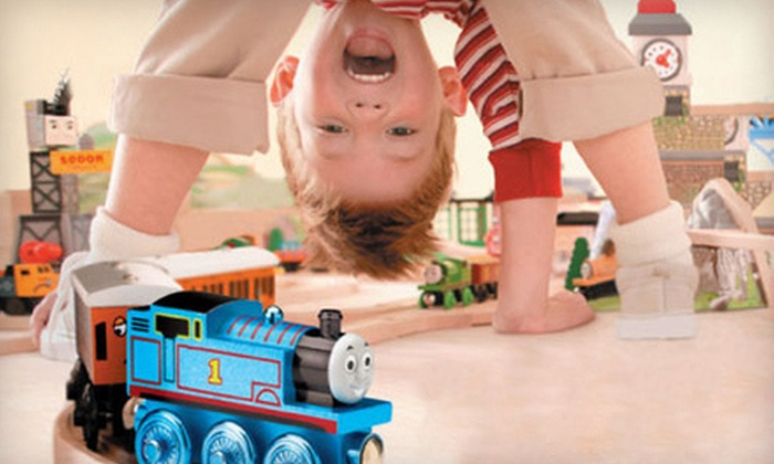 Learning Express Toys - Renaissance at Colony Park: $9 for $18 Worth of Toys, Games, and Children's Apparel at Learning Express Toys in Ridgeland