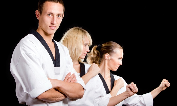 Grandmaster Dong's Studio - Three Chopt: 10 Karate Classes or One Month of Karate Classes Plus a Uniform at Grandmaster Dong's Studio (Up to 85% Off)