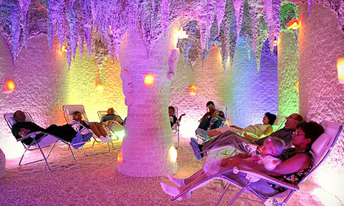 Galos Caves - Dunning: $35 for Five 45-Minute Salt-Spa Sessions at Galos Caves (Up to $70 Value)