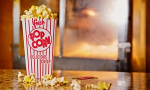 Twin Hi-Way Drive-In: Drive-In Movie for Two or Four with Popcorn and Soda at Twin Hi-Way Drive-In (Up to 50% Off)