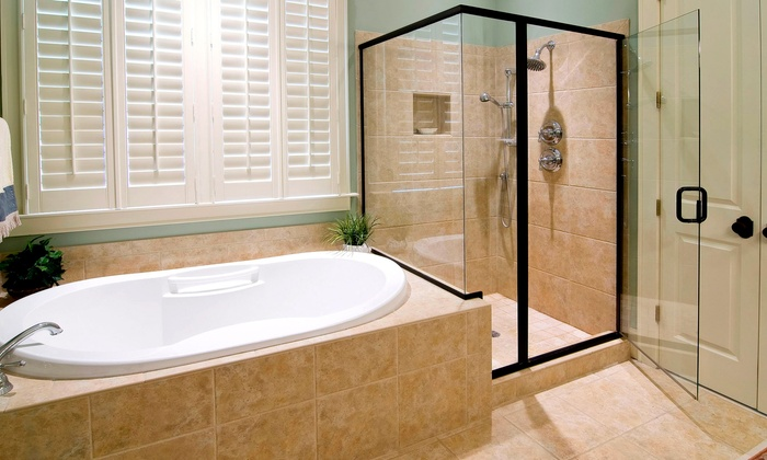 Bathtub And Shower Recaulking Ahl Cleaning And Property Maintenance Groupon