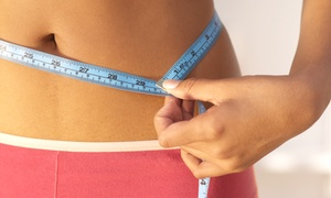 Skinny Sculpt: 4 or 8 Ultrasonic Fat-Reduction Sessions at Skinny Sculpt (Up to 71% Off)