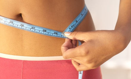 4 or 8 Ultrasonic Fat-Reduction Sessions at Skinny Sculpt (Up to 71% Off)