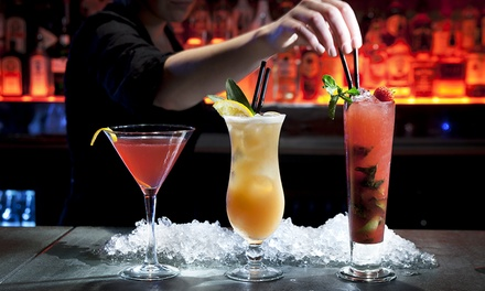 Cocktail Making Class With Refreshments from £9 at Dice Bar London