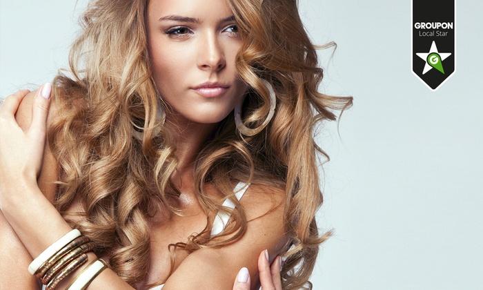 Pacchetti di bellezza capelli con taglio b039f7e44715