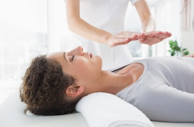 Norma's Well Being: 45-Minute Reiki Session from Norma's Well Being (65% Off)
