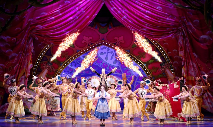 """""""Disney's Beauty and the Beast"""" - Central London: One G-Pass to """"Disney's Beauty and the Beast"""" at Hamilton Place Theatre on April 3 at 7:30 p.m. (Up to 39% Off)"""