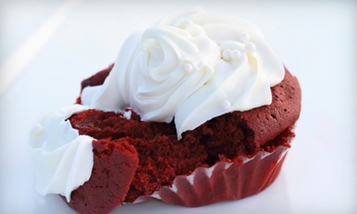 The Cakery - Palmyra Heights: $7 for $15 Worth of Cakes, Cupcakes, and Cookies at The Cakery