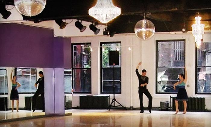Manhattan Ballroom Dance - Midtown South Central: $10 Toward Ballroom Dancing Classes