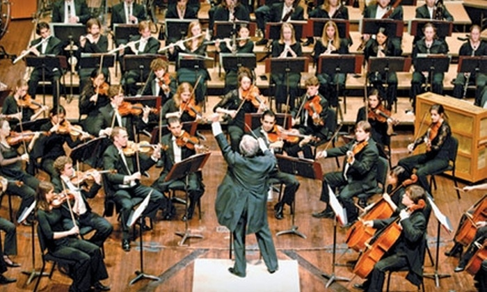 "MSU College of Music - Michigan State University: $19 for Two Tickets to MSU College of Music's Performance of Verdi's ""Requiem"" at the Wharton Center (Up to $40 Value)"