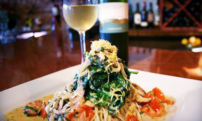 De La Cruz Bistro - Phoenix: Meal with Wine for Two or Four or $15 for $30 Worth Contemporary American Fare at De La Cruz Bistro in Mesa