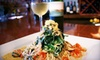 De La Cruz Bistro - Downtown Mesa: Meal with Wine for Two or Four or $15 for $30 Worth Contemporary American Fare at De La Cruz Bistro in Mesa
