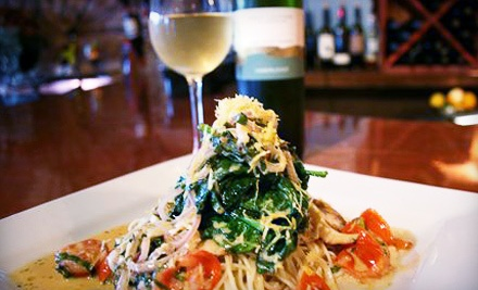 2-Course Meal for 2 People (a $98 total value) - De La Cruz Bistro in Mesa