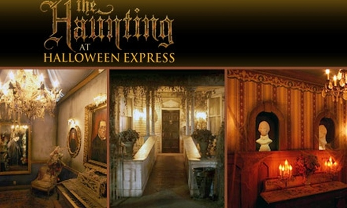 The Haunting Haunted House - Deer Valley: $15 for a Restless Spirit Pass to The Haunting Haunted House
