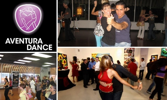 Aventura Dance Studios  - Aventura: $30 for 1 Month Unlimited Classes at Aventura Dance Studio