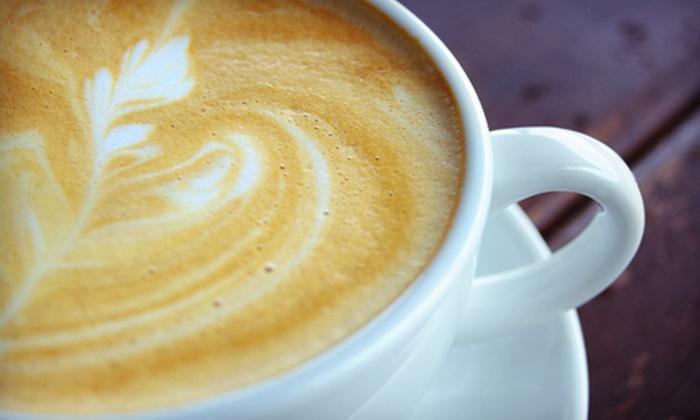Kávé Express - Highland Acres: 5, 10, or 20 Americanos or Lattes at Kávé Express (Up to 62% Off)