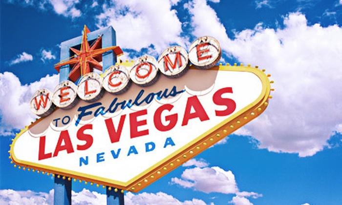 US Luxury Tours - Las Vegas: $29 for a Las Vegas Walking Tour from US Luxury Tours ($59 Value)