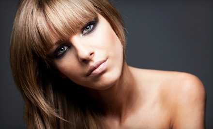 1 Keratin Complex Smoothing-System Treatment and 1 Haircut (a $300 value) - Salon Studio and Spa in Prairie Village