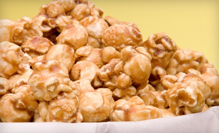 $12 Groupon to Great Scott's Gourmet Popcorn - Great Scott's Gourmet Popcorn in Charlottesville